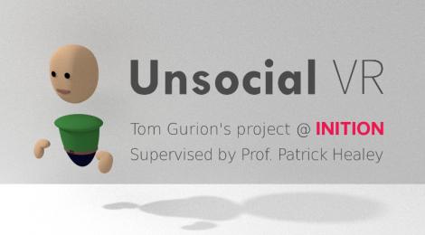 Unsocial VR: Faking active listening in social virtual environments